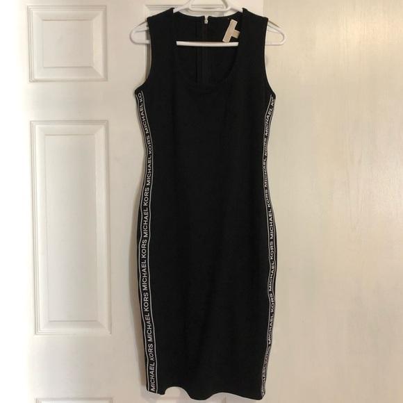 Michael Kors Sleeveless Tape Dress *Altered*